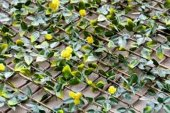 GARD ARTIFICIAL TRELLIS YELLOW FLOWER